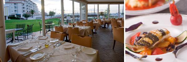 イタリアンレストラン「カーロ・エ・カーラ」