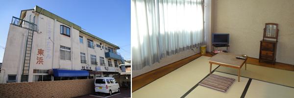 東浜ビジネスホテル